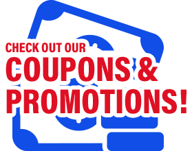 Tire & Car Service Coupons